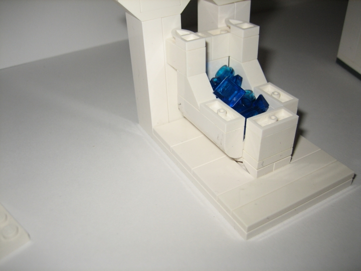 LEGO MOC - Because we can! - 阿基米德: ванна