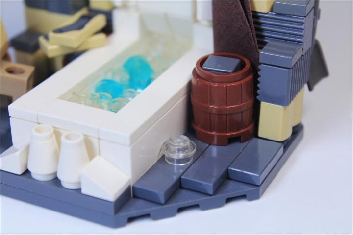 LEGO MOC - Because we can! - 尤里卡