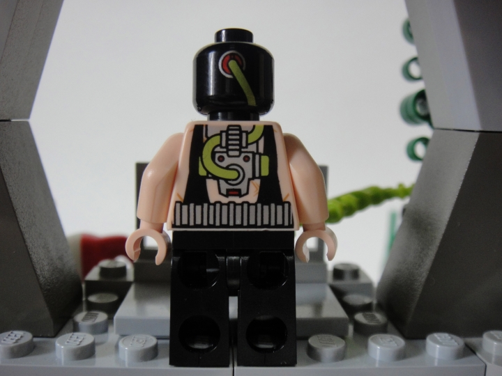 LEGO MOC - Heroes and villians - Arkham Asylium