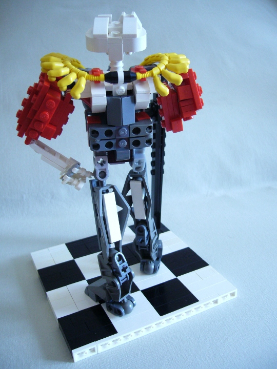 LEGO MOC - 16x16: Character - Sir Daniel Fortesque