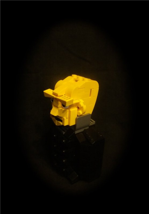 LEGO MOC - 16x16: Character - 8Х4 Roark Junioir (from Sin-City) (12+)