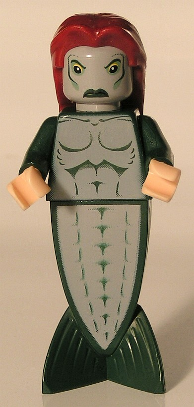 BrickLink  Minifig hp068  Lego Viktor Krum Shark Head