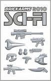 BrickArms scifi_2010_pack